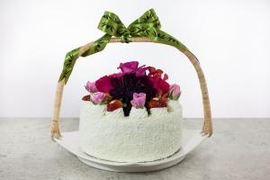6″ Cake Gift Tray