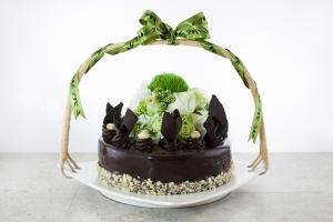 10″ Cake Gift Tray